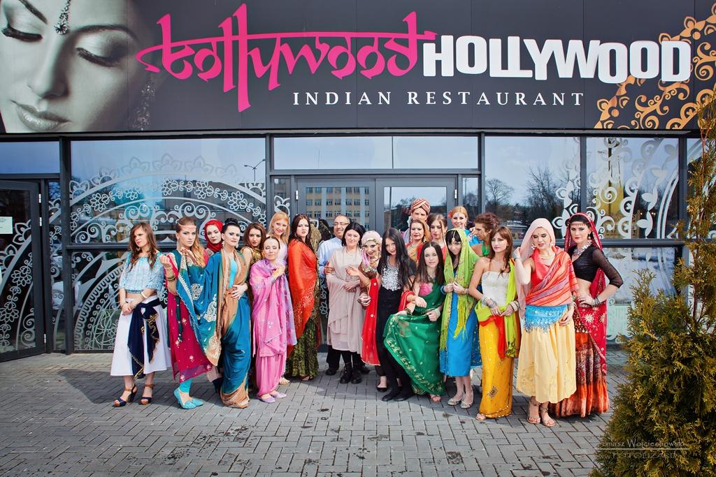 Restauracja Indyjska Bollywoodhollywood Siedlce